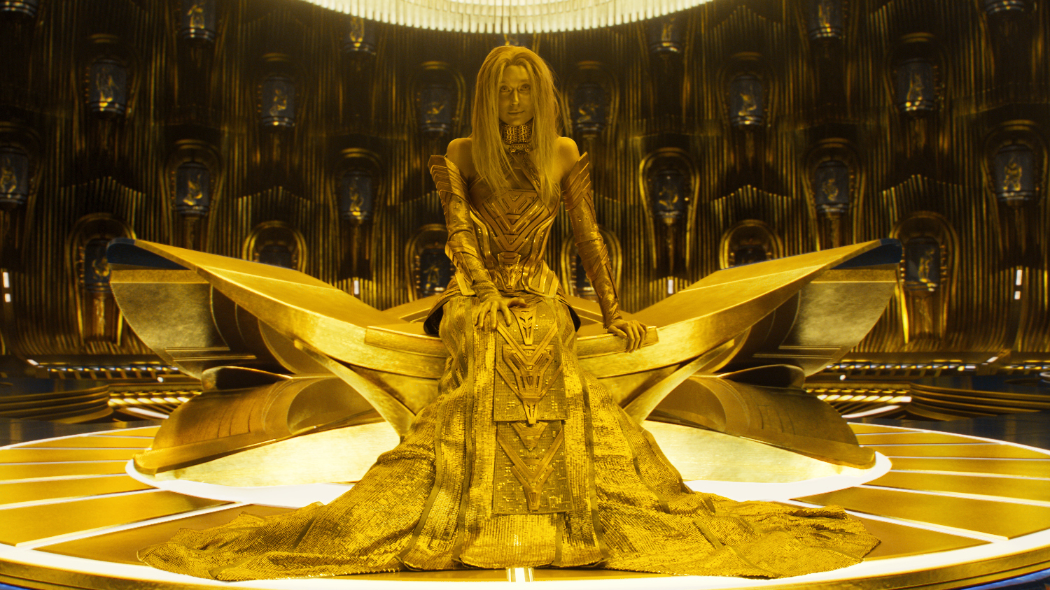Crazy Close-Up Look at Adam Warlock's Guardians of the Galaxy Vol. 2 Cocoon  – MOVIE NOOZ